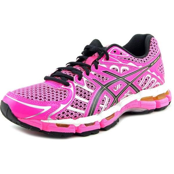 Asics Gel-Surveyor 2 Women  Round Toe Synthetic Pink Running Shoe