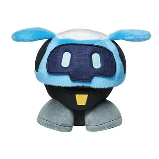 Overwatch Deluxe Snowball Plush With Changeable Eyes - multi