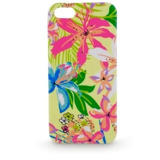 Island Oasis Tropical Flowers iPhone 4 or 4s Smartphone Phone Case Cover