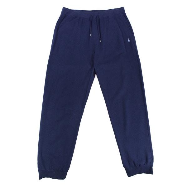7bca7a563660e Shop Polo Ralph Lauren NEW Blue Mens Size 3XLT Big Tall Jogger Sweat Pants  - Free Shipping Today - Overstock.com - 19979211