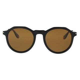 Givenchy GV7091S 0807 Black Oval Sunglasses - 51-21-150