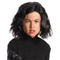 Boys Kylo Ren Star Wars The Last Jedi Costume Wig - standard - one size