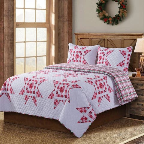 Country Living Angelina Quilt Set