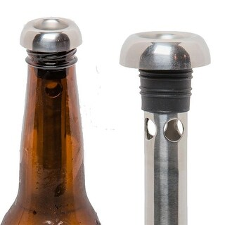 Mammoth Cooler Ice Tusk Stainless Beer Chiller