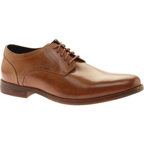 Rockport Men's Style Purpose Plain Toe Oxford Tan