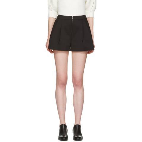 3 1 Phillip Lim Black Bloomer Shorts Size 2