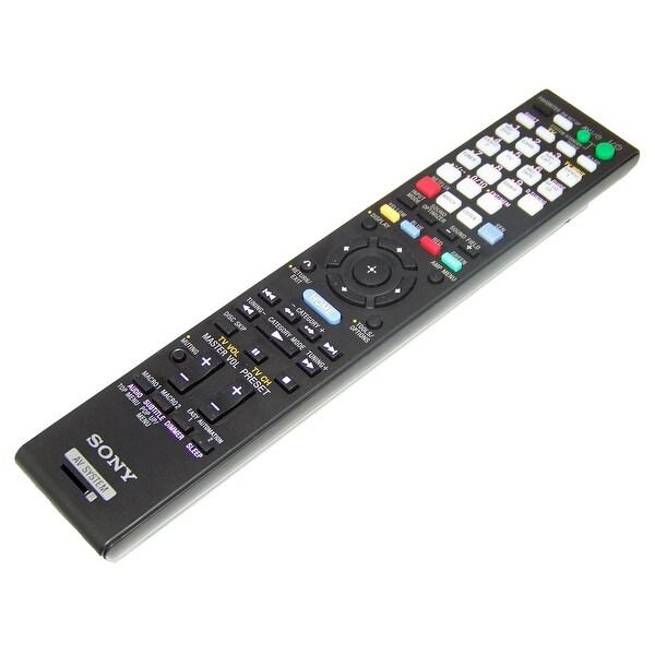 OEM Sony Remote Control Originally Shipped With: STR-DA3700ES, STRDA3700ES