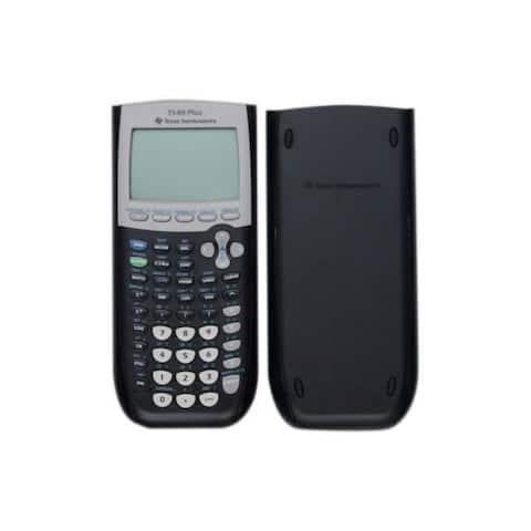 Texas Instruments 84PL/TPK/1L1/B Texas Instruments TI 84+ Graphing Calculators Teacher Pack - 8 Line(s) - 16 Character(s) - 10 /