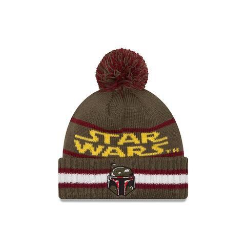 Star Wars Boba Fett Vintage Select Knit Hat