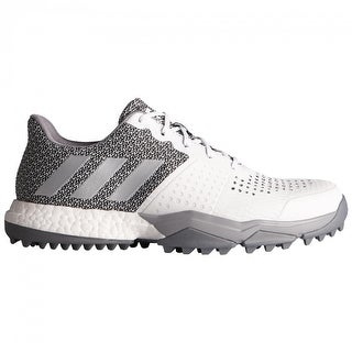 Link to New Men's Adidas Adipower Sport Boost 3 Golf Shoes White/Silver/Light Onix Q44776-AC8306 Similar Items in Golf Shoes