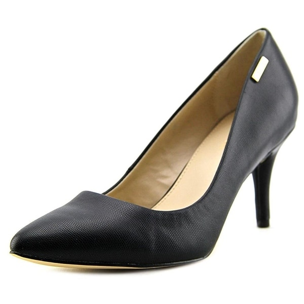 Calvin Klein Womens Kimberly Pointed Toe Classic Pumps