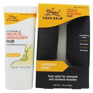 Tiger BAlmond Neck & Shoulder Rub 1.76-ounce