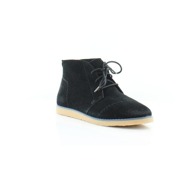 TOMS Mateo Chukka Women's Boots Black