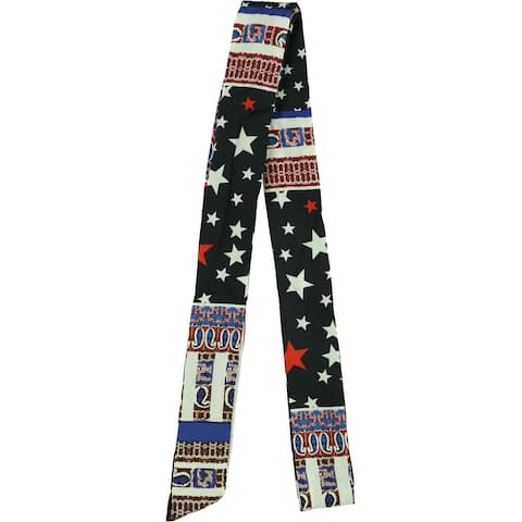 Tags Weekly Womens Mixed Print Belt, multicoloured, One Size - One Size