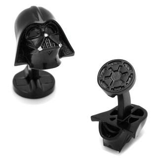 Star Wars 3D Darth Vader Cufflinks