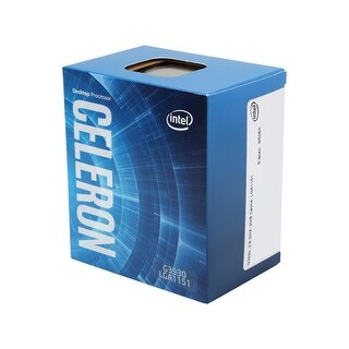 Intel G3930 Kaby Lake Dual-Core 2.9 GHz LGA 1151 51W BX80677G3930 Desktop Processor