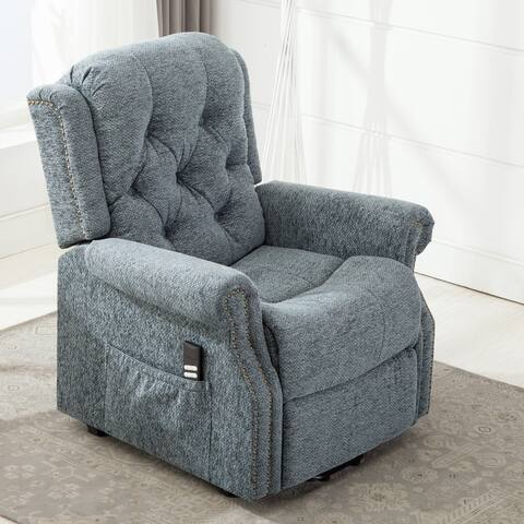Morgan Reclining Lift Chair by Greyson Living