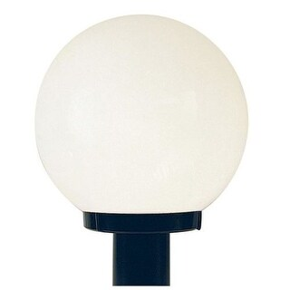 "Sunset Lighting F9152 1 Light 12"" Height Outdoor Post Light"