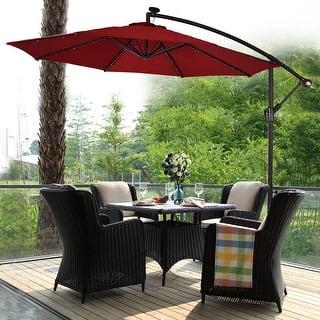 Patio Umbrellas Shades Shop Our Best Garden Patio Deals Online