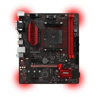 MSI Motherboard B350M Gaming PRO AMD AM4 B350 DDR4 PCI Express micro-ATX Retail