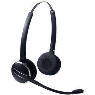 Jabra PRO 9465 Duo Wireless Headset 9465-69-804-105 with Touch Screen Base