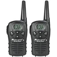 Midland Lxt118 18-Mile Gmrs Radio Pair Pack
