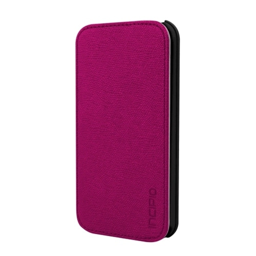 Incipio Watson Wallet Case for Apple iPhone 5c (Pink/Teal)