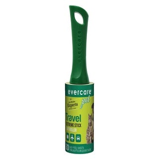 "Evercare Pet Extreme Stick Pet Travel Roller 30 Sheet 6.5"" x 1.25"" x 1.25"""