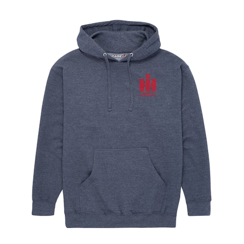 Farmall Seed Label Look - Men's Pullover Hoodie
