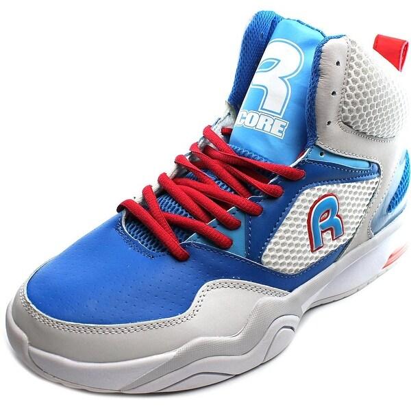 Rycore Zero 4 Men Round Toe Synthetic White Basketball Shoe