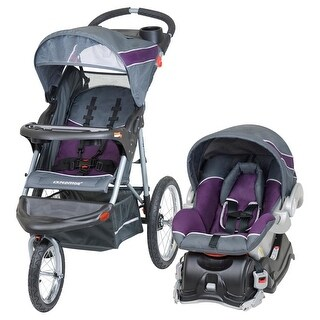 NEW & SEALED! Baby Trend Expedition Jogger Travel System (Elixer) - elixer