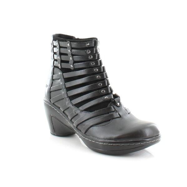 J-41 Toffee Women's Heels Black