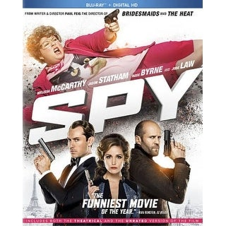 Spy - Blu-ray Disc