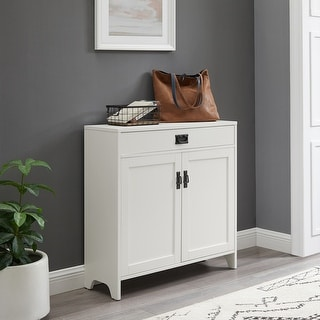 """Link to Fremont Accent Cabinet - 34.38""""H x 34.5""""W x 12.5""""D Similar Items in Bookshelves"""