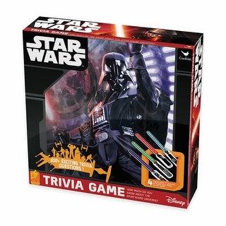 Unisex-Adult Star Wars Trivia Game - multi