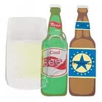 Beer - Jolee's Dimensional Embellishments