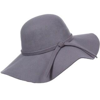 Mad Style Grey Floppy Hat