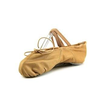 Capezio Juliet II Women W Round Toe Leather Dance