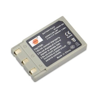 Battery for Konica NP-500 (Single Pack) Replacement Battery