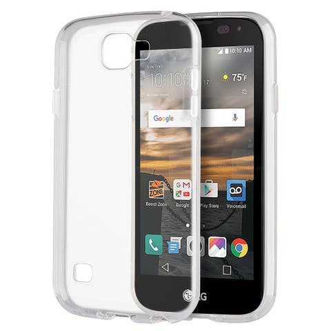Thin Crystal Skin Case TPU Back Cover for LG K3