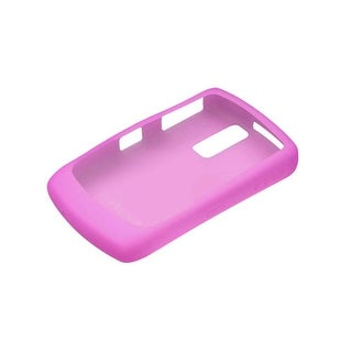 OEM BlackBerry 8350i Silicone Skin Case - Pink