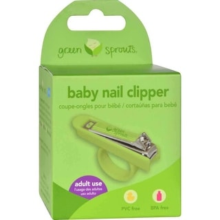 Green Sprouts Nail Clippers - 1 Clippers