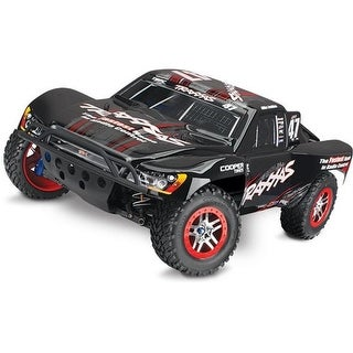 Slash 4 x 4 Ultimate 1 by 10 TSM with Electric Short Course