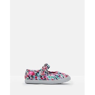 Kids Joules Girls goodway Mary Jane Flats - 2
