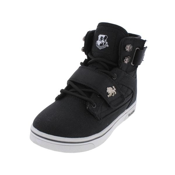 ee77a423cafa Shop Vlado Boys Atlas II Fashion Sneakers Quilted High Top - Free ...