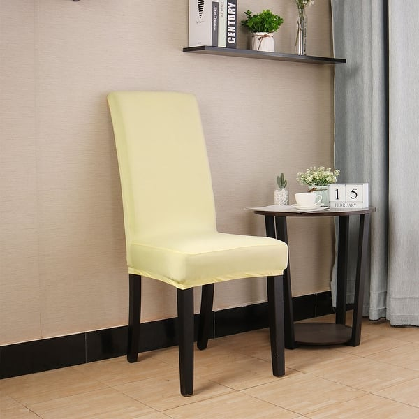Shop Dining Chair Cover Kitchen Chair Protector Spandex ...
