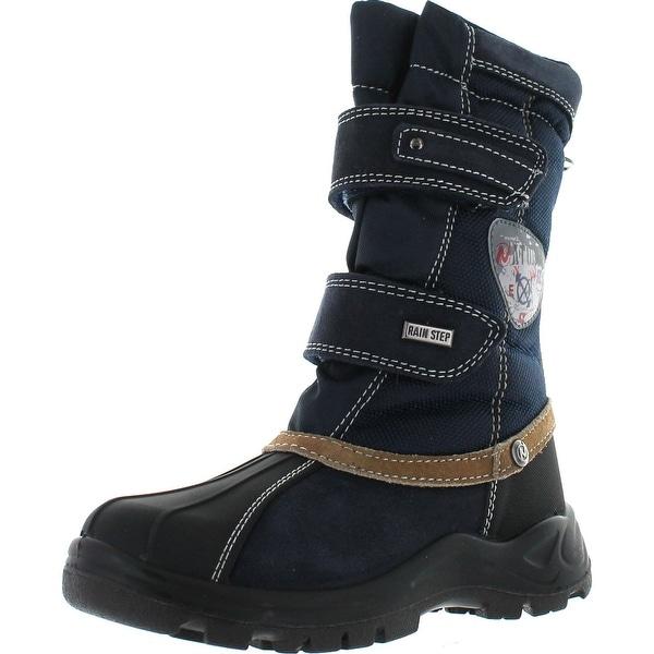 Naturino Boys Avoriaz Rain Step Waterproof Tall Winter Boots