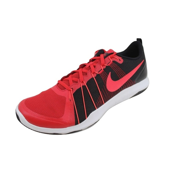 huge sale 7eeef 69d75 Nike Men  x27 s Flex Train Aver University Red Black nan 831568-