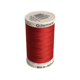 G501 420 Gutermann Sew All 500m Chili Red
