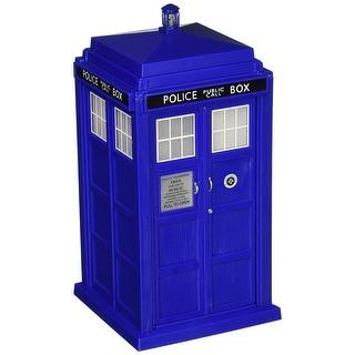 Doctor Who Electronic Flight Control Tardis